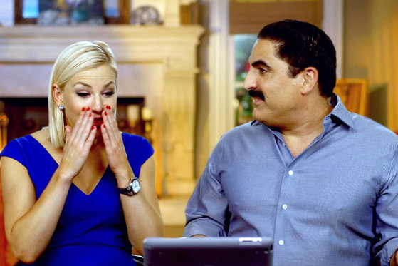Did Reza and Taylor Just Cause a Break Up?