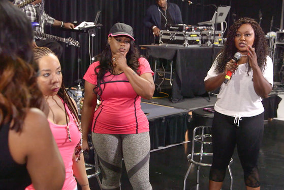 The Ladies of Xscape Can't Agree on Their Set List