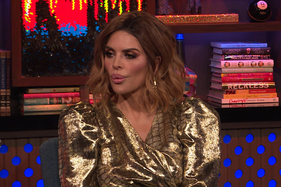 Lisa Rinna Dishes About Andy's Baby Shower