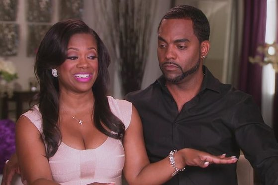 Kandi's Wedding: Say Yes To The Distress