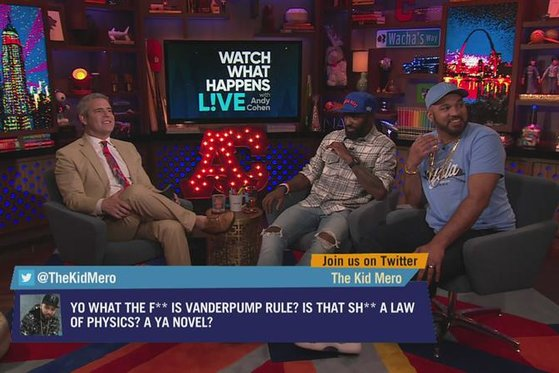 Watch What Happens Live 6/23/19