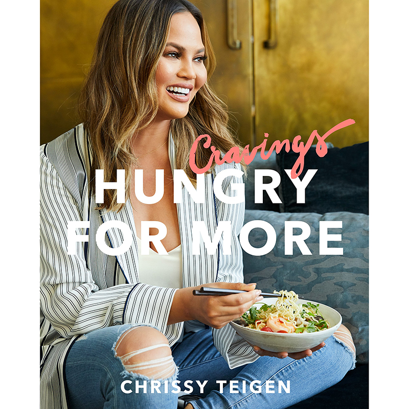 Best Celebrity Cookbook Gift Ideas 2018 Chrissy Teigen Gordon