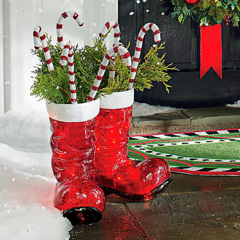 Best Outdoor Holiday Christmas Yard Decorations To Buy