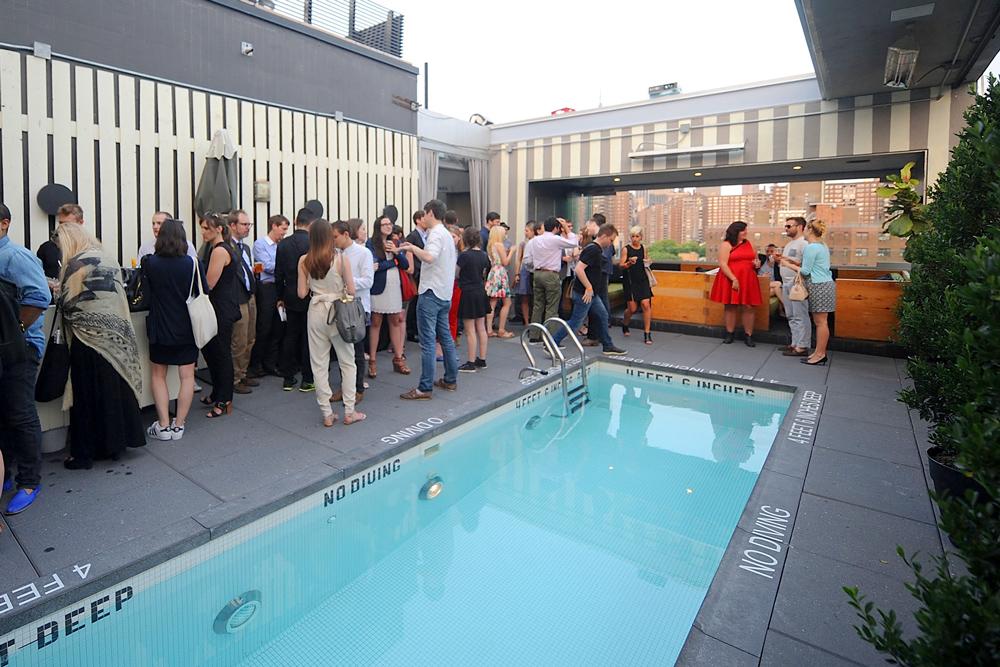 New york city 39 s best rooftop bars jetset for La piscine new york
