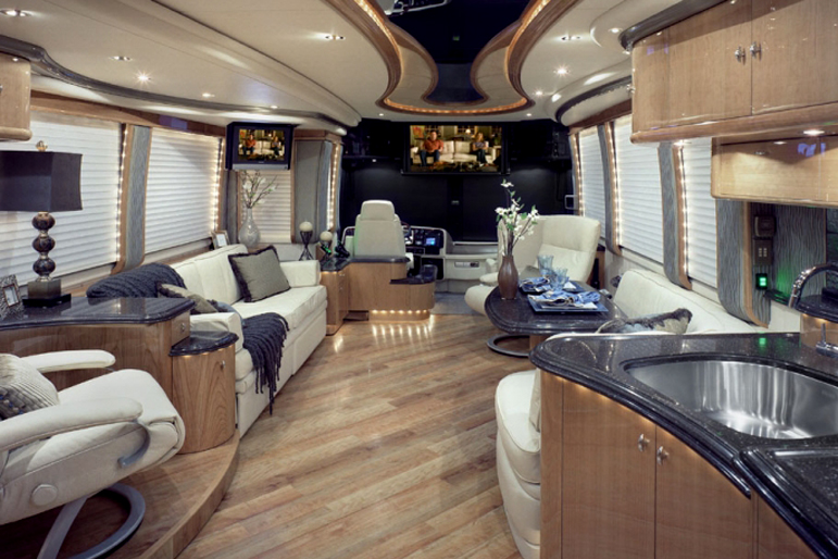 Best Luxury Rvs For Rent Jetset