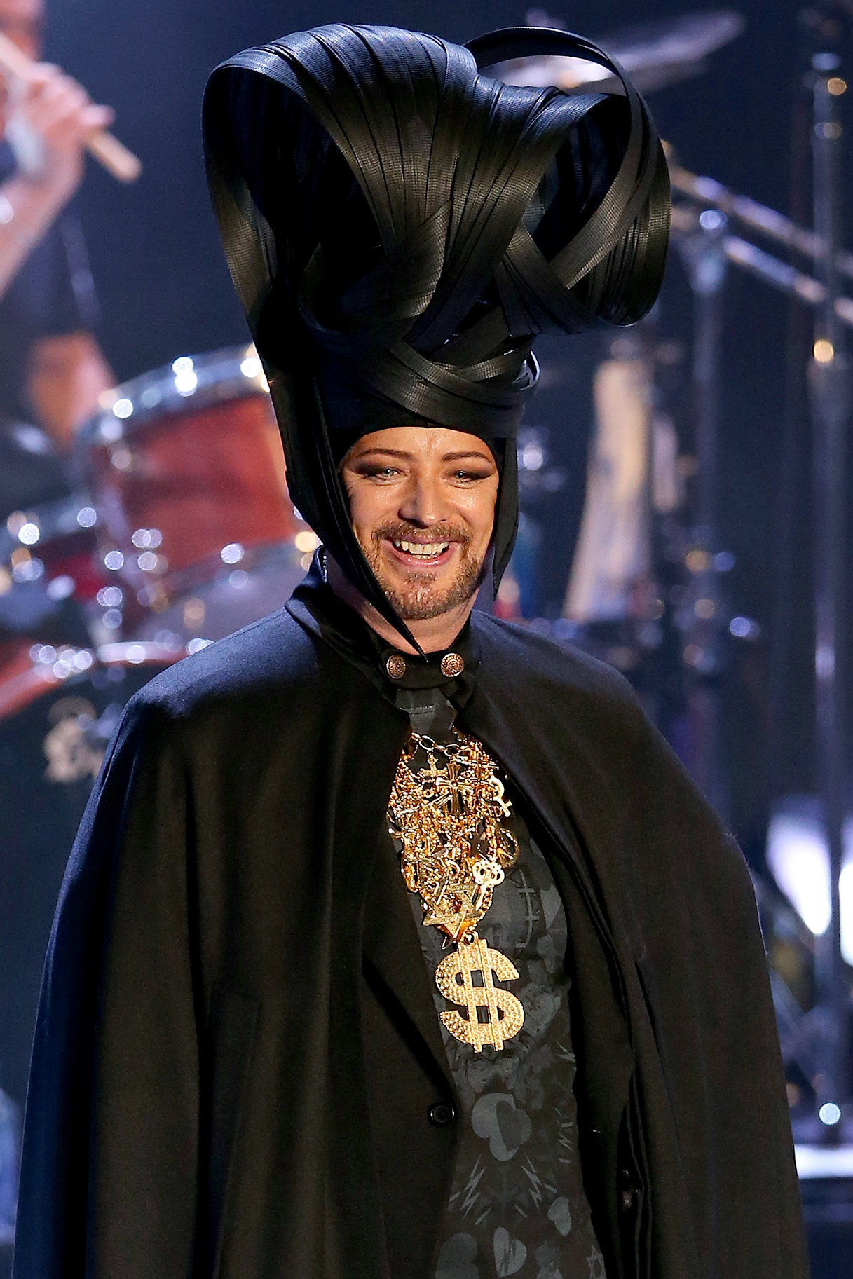 Boy George Fashion And Style Lookbook