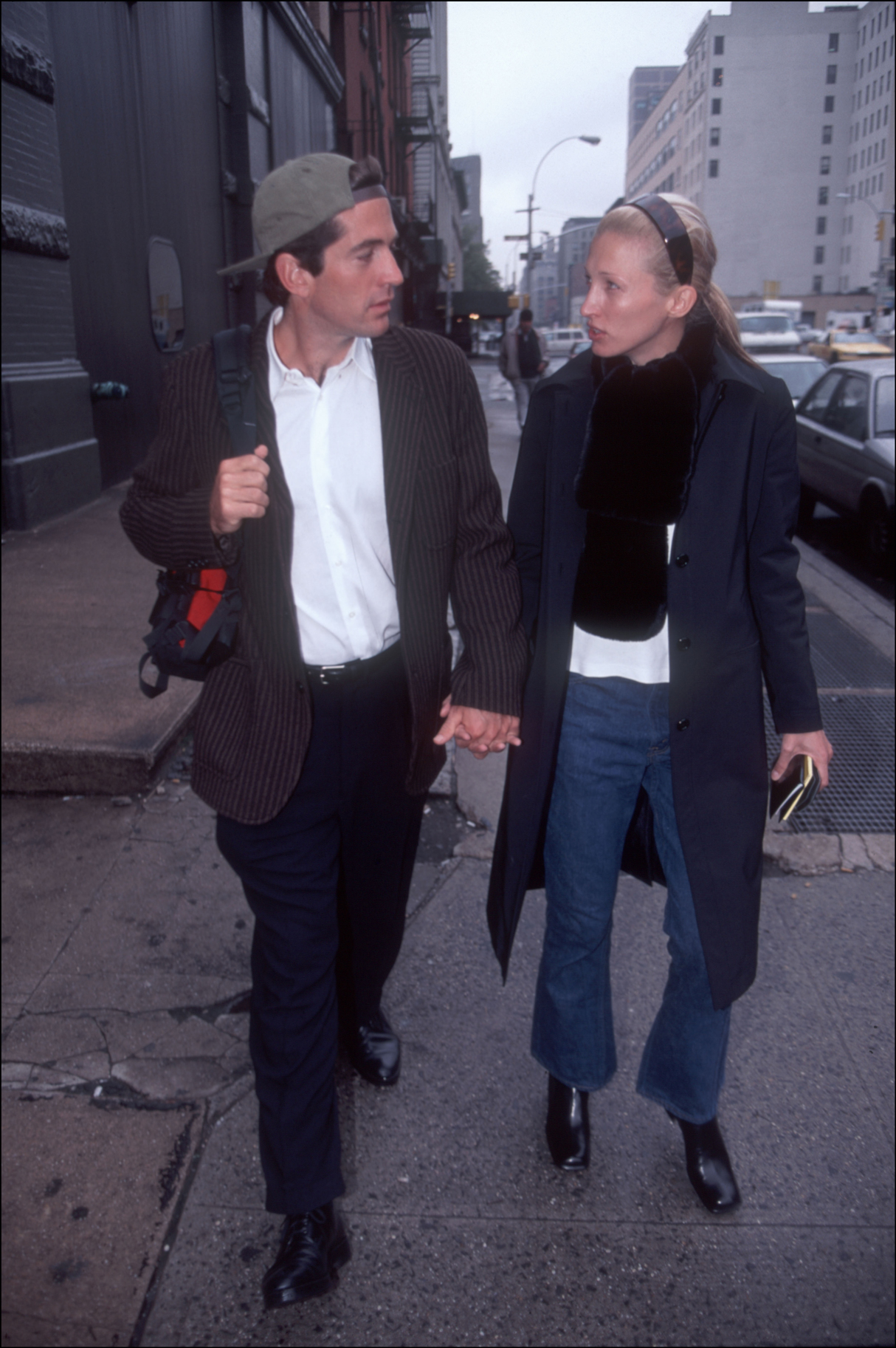 ... Carolyn Bessette-Kennedy, Reluctant Fashion Icon | Lookbook