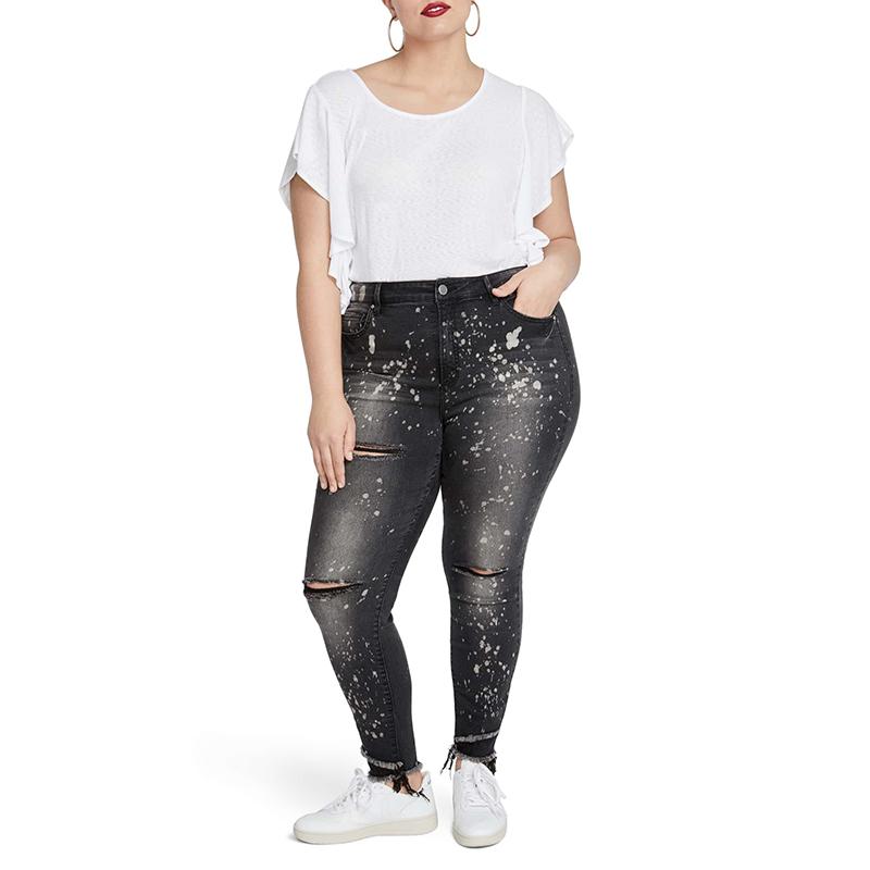 30f3362f292 Best Plus-Size Jeans for Women  Flattering Denim for Plus Sizes ...