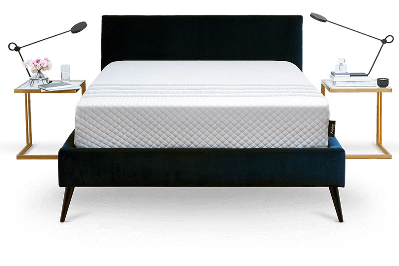 that is until we slept on the sapira pure bliss comprised of five of cooling high density foam 15 u2013inches of