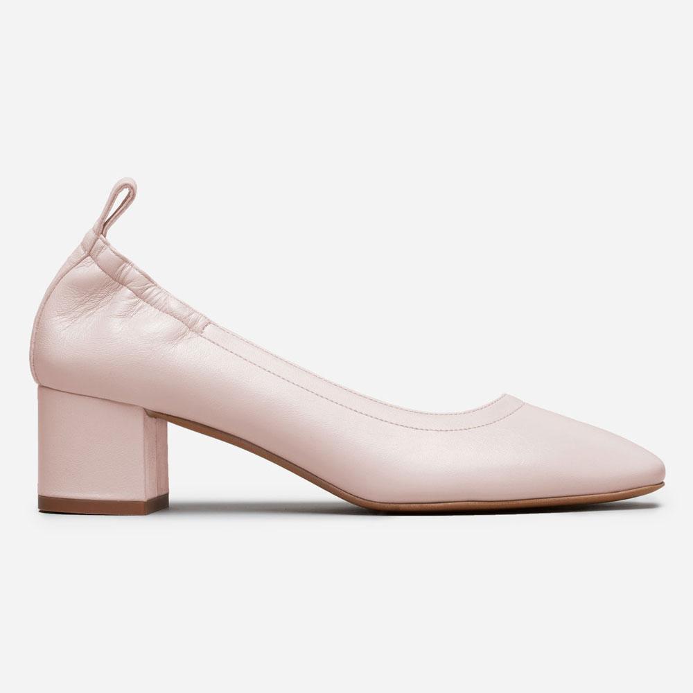 bf32c0028e1 Everlane Day Heel Relaunch Most Comfortable Heel | Lookbook
