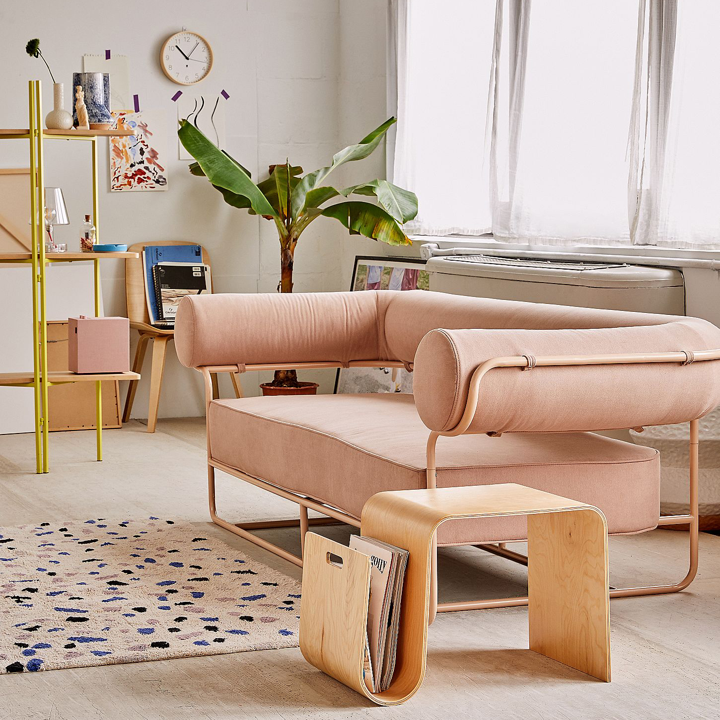 Stupendous Urban Outfitters Launches Apartment Home Decor Line Shop Bralicious Painted Fabric Chair Ideas Braliciousco